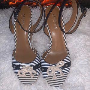 Sperry Portsea Nautical Heels